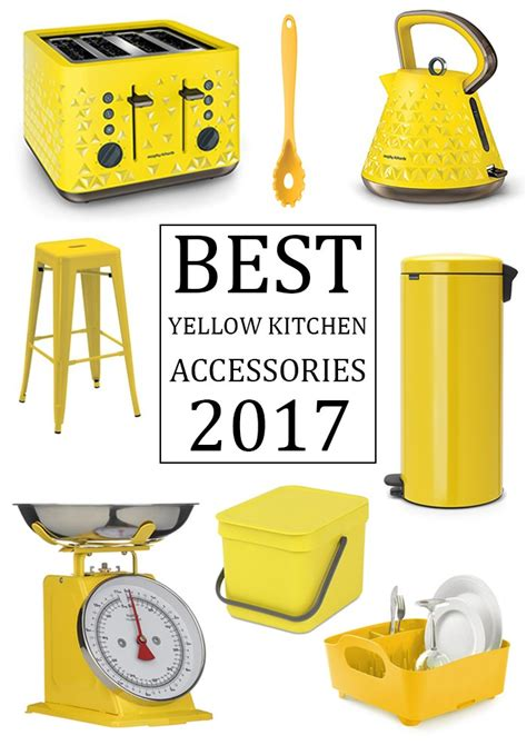 yellow accessories for kitchen best yellow kitchen accessories 2017 my kitchen accessories 1685