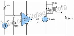 To Dawn Circuit Diagram
