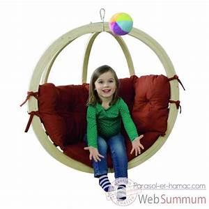 Fauteuil Suspendu Enfant : achat de enfant sur parasol et hamac ~ Melissatoandfro.com Idées de Décoration
