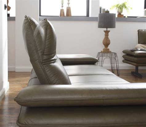 banc canape canapé banc cuir ou tissu 2 places design aérien alwin c