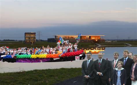 Boten Zevenhuizen by Wk Canal Parade 2017 Naar Olympische Roeibaan Zevenhuizen
