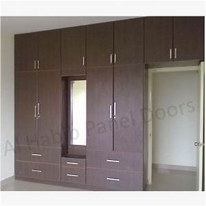 Fixed Wardrobe For Bedroom Hpd520 - Fitted Wardrobes - Al