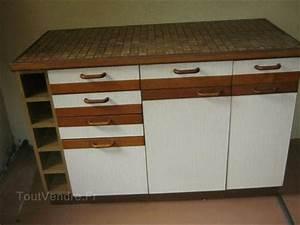 Meuble Bas Cuisine Avec Plan De Travail : meuble bas de cuisine avec plan de travail ~ Dailycaller-alerts.com Idées de Décoration