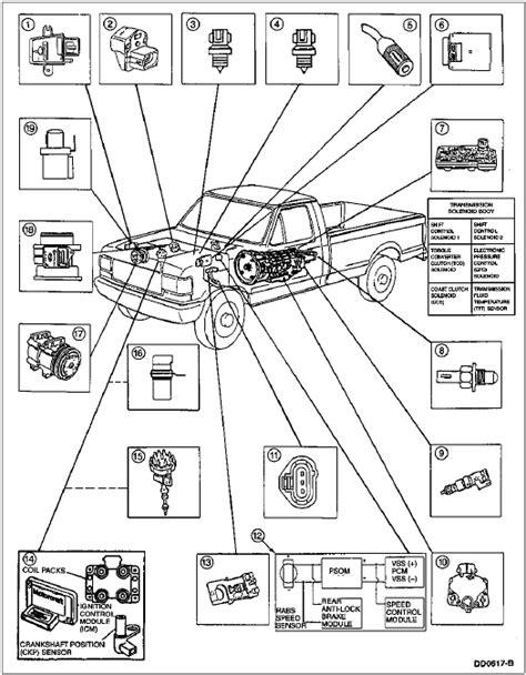 psom wiring diagram  ford
