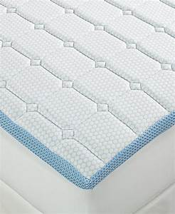 sensorgel 3quot quilted memory foam twin xl mattress topper With best quilted mattress pad