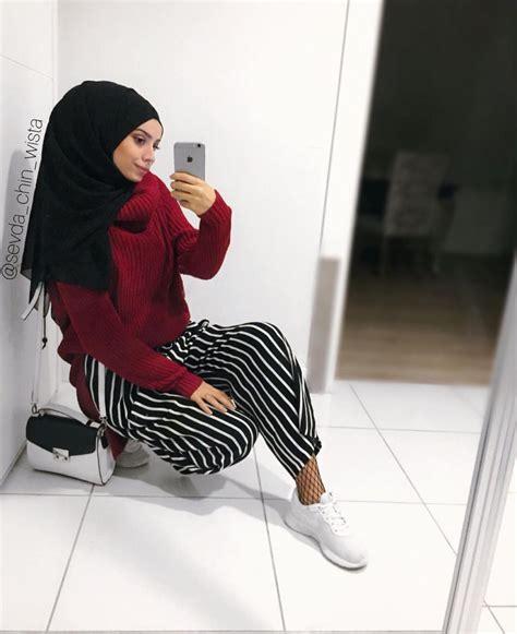 pinned mrsrawabdeh tenues avec hijab mode musulmane mode hijab