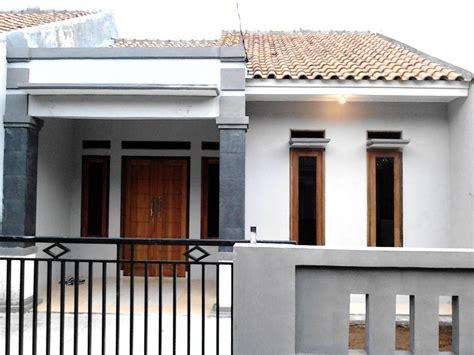 rumah dijual jual rumah  model minimalis harga