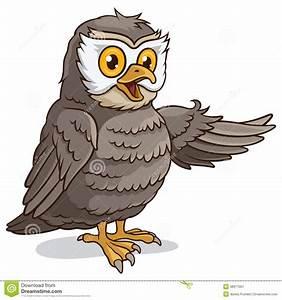 Cute Owl Stock Vector - Image: 38977067