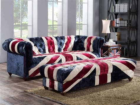 Union Jack Sofa Union Jack Sofa Town Country Event Als