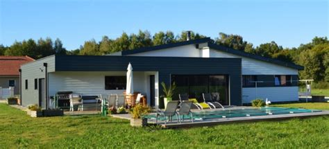 maison 224 vy l 232 s lure vermont maisons ossature bois 224 basse consommation en haute sa 244 ne