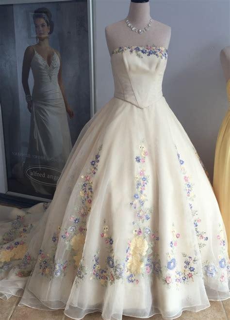 alfred angelo cinderella wedding dress  sparklyeverafter