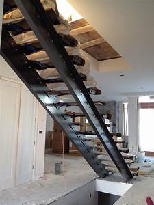 Ronse Massey Developments  Steel Stair Stringers