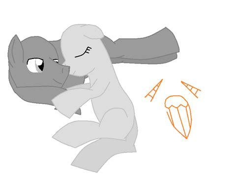 Pony Couple Base By Master-she-wolf On Deviantart
