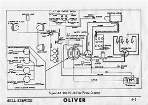 1959 Oliver 550 Ignition Problems    - Mytractorforum Com