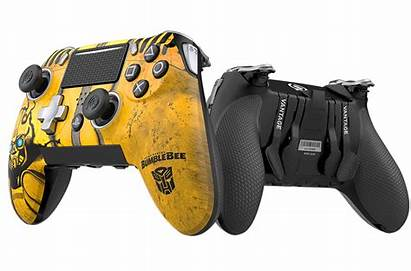 Controller Ps4 Scuf Edition Limited Bumblebee Tfw2005