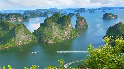 Vietnam Ha Bay Halong Desktop Wallpapers Vinh