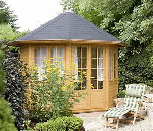 Gartenpavillon Holz Geschlossen : pavillon palma 2 8 eck holz pavillon mit 2 doppelfenster und panoramat r ~ Whattoseeinmadrid.com Haus und Dekorationen