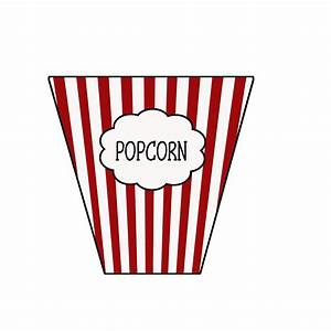 Popcorn Bucket Clipart - Clipart Suggest