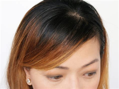 Cutting The Fringe 3 ways to make a side fringe without cutting your hair