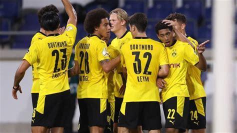 The league at a glance. Hasil DFB Pokal 2020-2021 MSV Duisburg Vs Borussia Dortmund