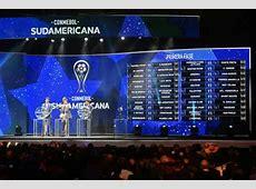 Cuatro equipos ecuatorianos ya tienen rivales para la Copa