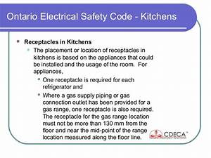 Kitchen Electrical Code Kitchen Electrical Code