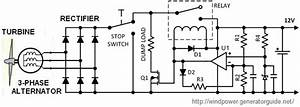 how wind generator works With synchronous rectifier for reverse battery protection schematic
