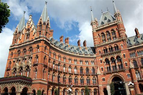st pancras renaissance london hotel wikipedia