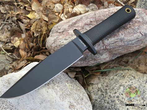 Cold Steel Recon Scout Knife (O 1 High Carbon Blade