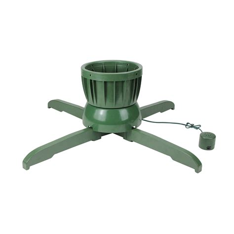 musical spinning tree stand musical rotating tree stand for live trees walmart