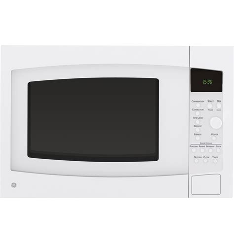 countertop microwave convection oven ge profile series 1 5 cu ft countertop convection