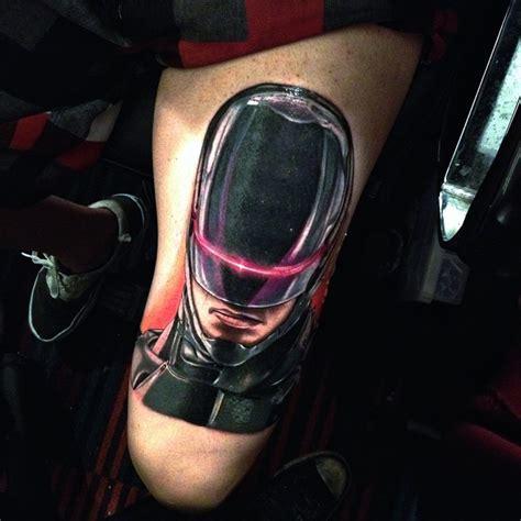 Watercolor Owl Tattoo robocop tattoo  thigh  tattoo ideas gallery 640 x 640 · jpeg