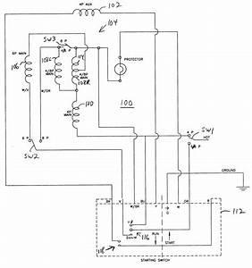 Electric Motors Wiring Diagram Doerr