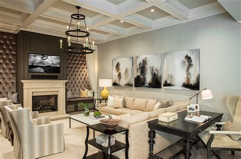 cushioned walls 11 trendy rooms with tufted wall panels