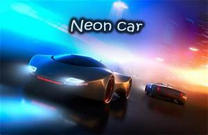 Neon car iPhone game free Download ipa for iPad iPhone