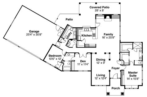mediterranean home floor plans mediterranean house plans chatsworth 30 227 associated