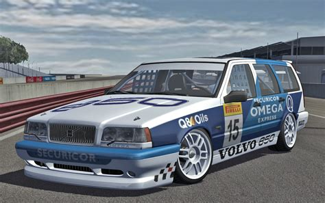 850r Volvo by Rendering By Robban 9000 Of A 97 850r