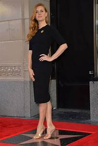 Amy Adams' Christian Louboutin Shoes Shine on Hollywood