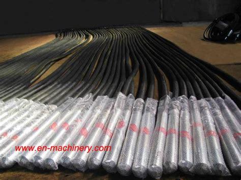 construction machines tools flexible shaft  concrete