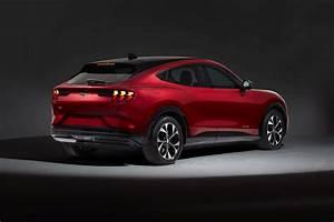 FORD Mustang MACH-E specs & photos - 2020 - autoevolution