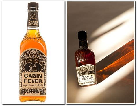 cabin fever whiskey rob robillard and cabin fever maple flavored whiskey