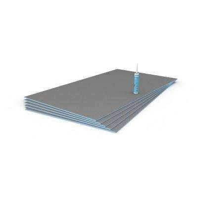 waterproofing membrane tile the home depot