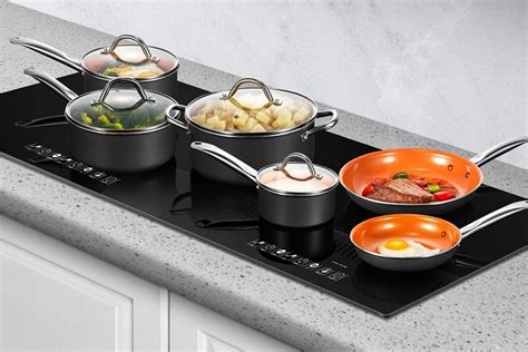 induction cookware nonstick