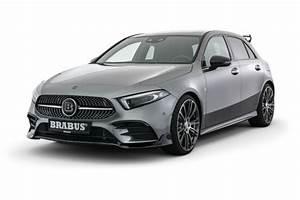 Fiabilité Mercedes Classe B : brabus b25 une mercedes classe a survitamin e l 39 argus ~ Medecine-chirurgie-esthetiques.com Avis de Voitures