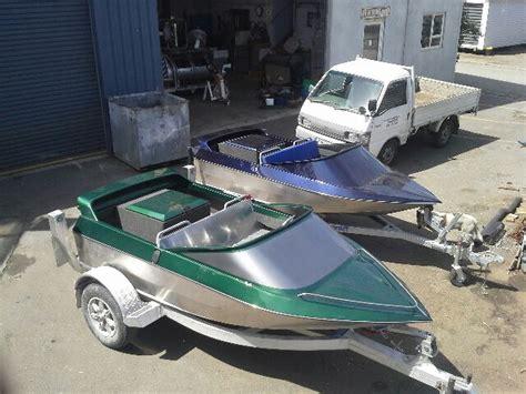 Kawasaki New Mini Jet Boat by Mini Jetboats With Jetski Engines Page 3