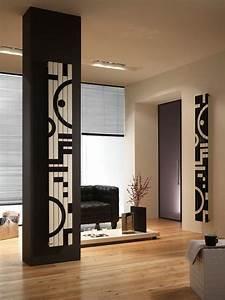 Radiateur Chauffage Central : radiateur lectrique design 50 id es salle de bains et salon ~ Premium-room.com Idées de Décoration