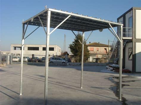 la tettoia tettoia per betoniera ripiegabile edil euganea