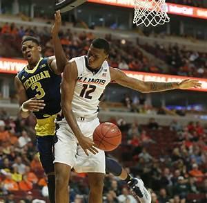 Illinois forward Leron Black to miss 4-6 weeks after knee ...