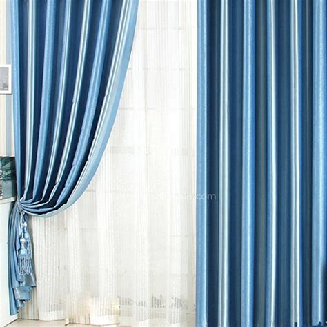 thermal and insulated thick fabric curtain blackout lining