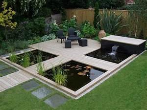 1000 idees sur le theme design jardin sur pinterest With delightful amenager un jardin paysager 0 amenager son jardin avec piscine nos conseils